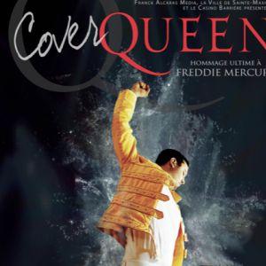 CoverQueen en concert @ Théâtre de la Mer - SAINTE MAXIME