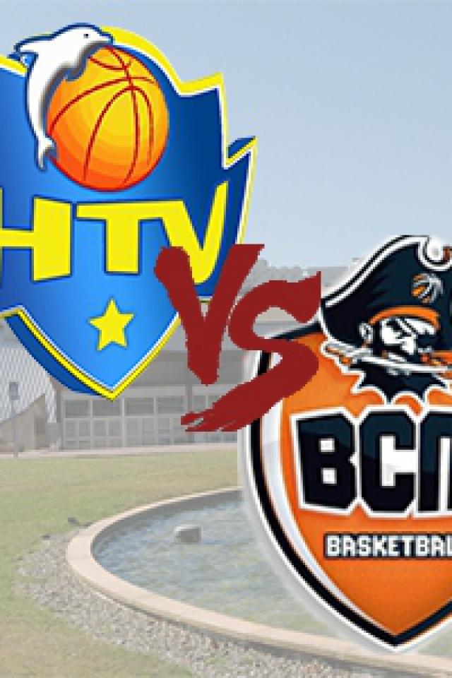 HTV - BCM GRAVELINES @ Palais des Sports de Toulon - TOULON