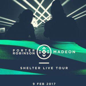 Concert PORTER ROBINSON x MADEON à Paris @ L'Olympia - Billets & Places