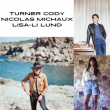 Concert NICOLAS MICHAUX + TURNER CODY + LISA LI LUND à PARIS @ La Boule Noire - Billets & Places