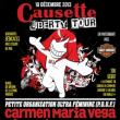 Soirée Causette Liberty Tour : Carmen Maria Vega + Hyphen Hyphen + + + à Villeurbanne @ TRANSBORDEUR - Billets & Places