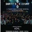 Concert Dirty Shirt & Transylvanian Folkcore Orchestra + Acyl