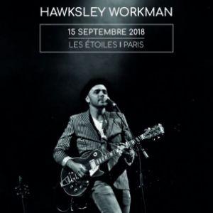 HAWKSLEY WORKMAN @ THEATRE LES ETOILES - Paris