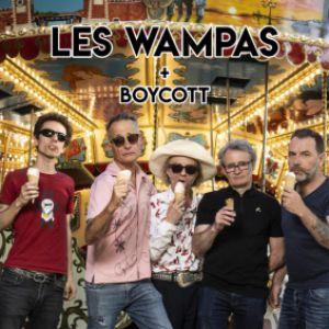 Les Wampas + Boycott