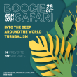 Soirée BOOGIE SAFARI w/ Into The Deep, Around the World, Turnbalism à PARIS 19 @ Glazart - Billets & Places