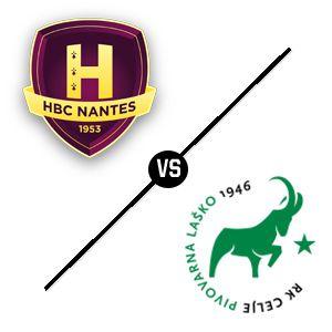 HBC Nantes - RK Celje Pivovarna Lasko @ Palais des Sports de Beaulieu - NANTES
