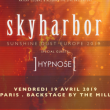 Concert SKYHARBOR + HYPNO5E à Paris @ Le Backstage by the Mill - Billets & Places