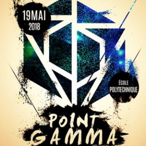 POINT GAMMA 2018 - CABALLERO & JEANJASS @ Ecole Polytechnique - Palaiseau