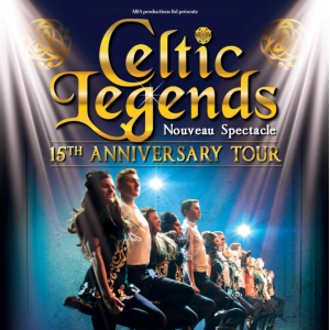 CELTIC LEGENDS @ Le Phare - SAINT COULOMB
