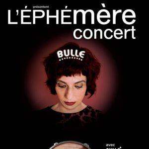 Laetitia Planté - L'éphémère Concert