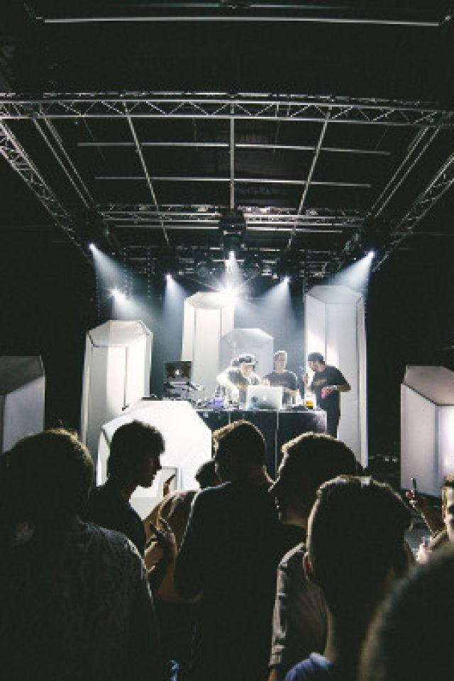 Big Room Unltd 9 @ La Cartonnerie - Club - REIMS