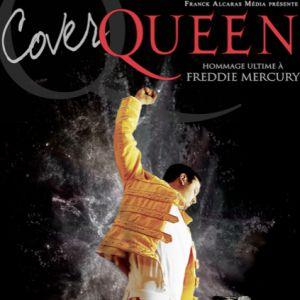 CoverQueen en concert @ Théatre de Verdure - NICE