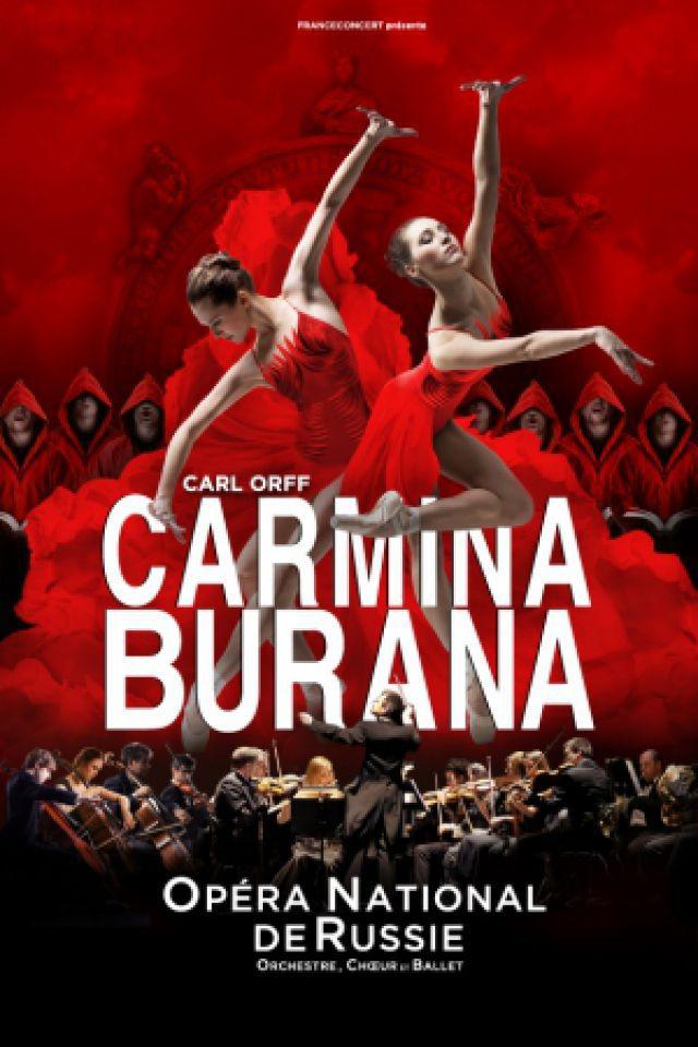 CARMINA BURANA @ Zénith Oméga - Toulon