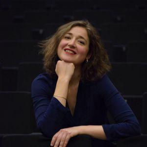 Récital Hildegarde Von Bingen - Anne Bertin-Hugault