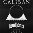 Concert CALIBAN + LIONHEART + BAD OMENS à Paris @ Le Trabendo - Billets & Places