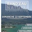 RAND'EAU NATURE - PARCOURS RANDO à LE BOURGET DU LAC @ ESPACE CULTUREL LA TRAVERSE - Billets & Places