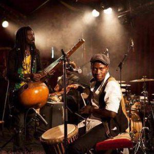 Boubacar Kafando & Zaama Nooma Band + DJ set @ La Marbrerie - MONTREUIL