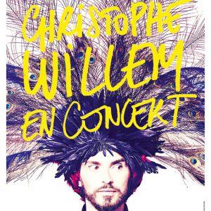 CHRISTOPHE WILLEM @ Théâtre Femina - Bordeaux