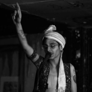 Jerk Off Festival #13 - King Vitam Eternam - Cabaret Drag King