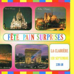 Soirée Pain Surprises Party / La Femme (DJ Set)