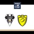 Match CA BRIVE CORREZE LIMOUSIN - US CARCASSONNE
