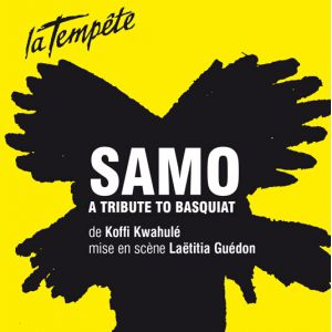 Samo, A Tribute To Basquiat