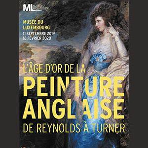 Visite Guidée De L'exposition L'age D'or De La Peinture Anglaise