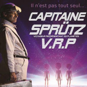 Capitaine Sprütz
