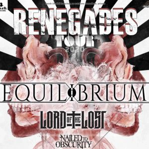 Equilibrium + Lord Of The Lost + Nailed To Obscurity