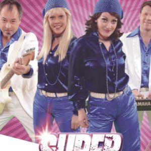 Super Trouper For Abba À Hyeres