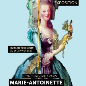 Visite Guidée Expo Marie-Antoinette, Métamorphoses D'une Image