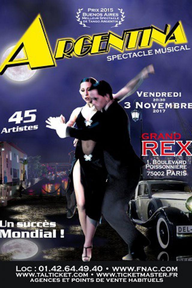 Argentina @ Le Grand Rex - Paris