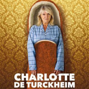 CHARLOTTE DE TURCKHEIM @ Salle L Eolienne - ARNAGE