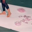 Conférence (la peau²) - installation performance de Chloé Lavalette à Paris @ La Gaîté Lyrique - Billets & Places