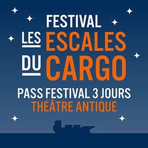 PASS THEATRE ANTIQUE 3 JOURS @ Les Escales du Cargo - Théatre Antique - ARLES