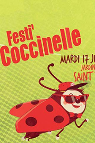 Billets FESTI'COCCINELLE - Théâtre de Verdure Léo Ferré