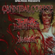 Concert Cannibal Corpse + The Black Dahlia Murder + In Arkadia à TOULOUSE @ LE METRONUM - Billets & Places