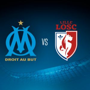 Olympique de Marseille - LOSC Lille @ Orange Vélodrome - Marseille