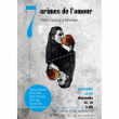 Spectacle 7 CRIMES DE L'AMOUR - THEATRE MUSICAL