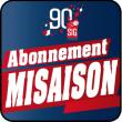 Match ABONNEMENT MI-SAISON 2018/19 à  STRASBOURG @ LE RHENUS - Billets & Places