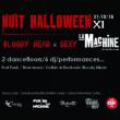 Soirée Nuit Halloween XI
