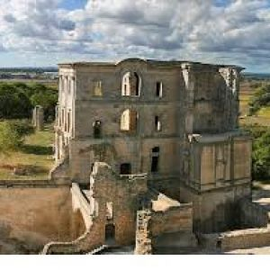 Abbaye de Montmajour @ Abbaye de Montmajour - ARLES