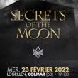 Concert SECRETS OF THE MOON + CARONTE - LE GRILLEN - COLMAR Le GRILLEN CO