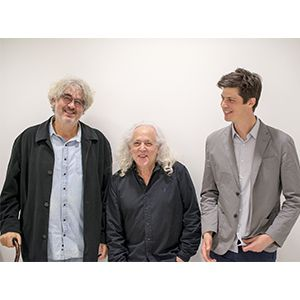 "David Torn, Tim Berne & Ches Smith ""Sun Of Goldfinger"""