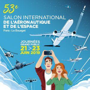 53E Salon International De L'aéronautique Et De L'espace