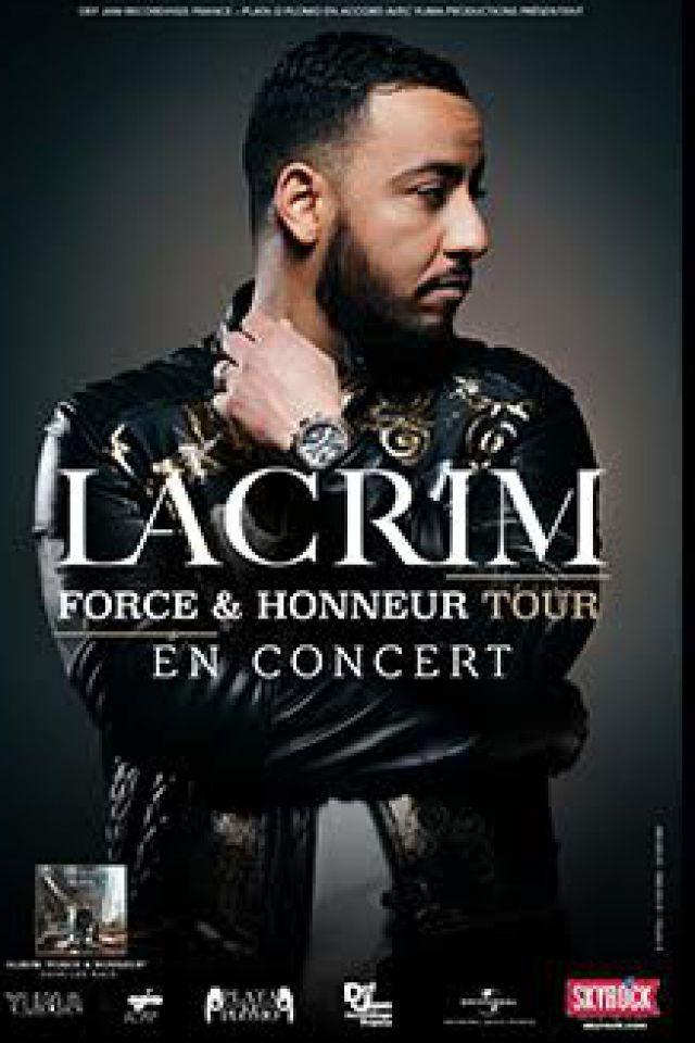 Concert LACRIM à Dijon @ Zénith de Dijon - Billets & Places