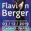 Concert FLAVIEN BERGER