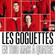 Concert LES GOGUETTES en trio mais à quatre à Paris @ Café de la Danse - Billets & Places