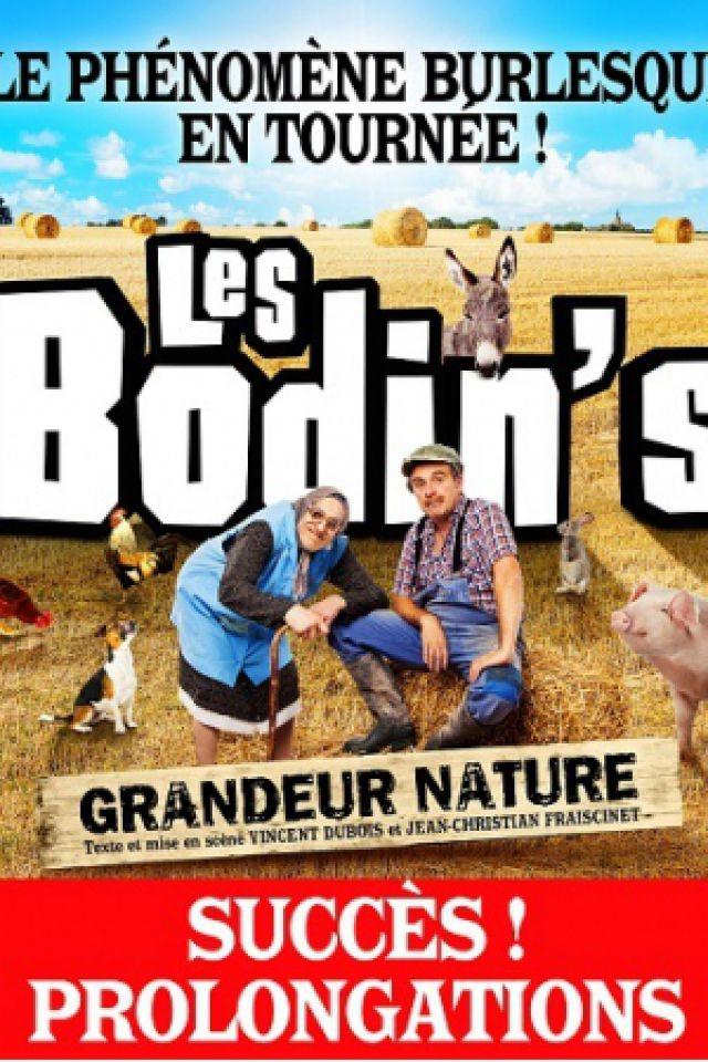 LES BODIN'S  @ Zénith - ST ETIENNE