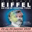 Théâtre GUSTAVE EIFFEL EN FER ET CONTRE TOUS